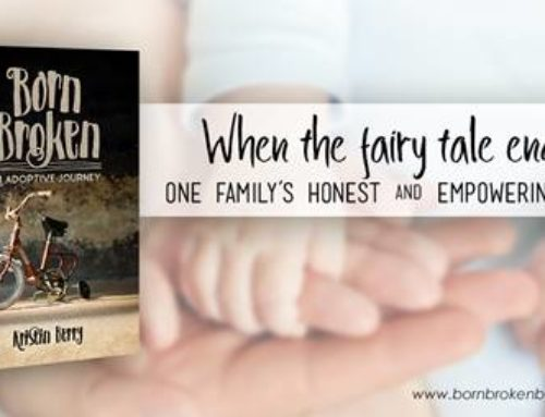 Born Broken: A must read for all moms who sometimes fear they aren't enough