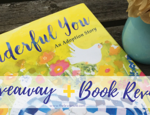 Wonderful You: Giveaway + Book Review